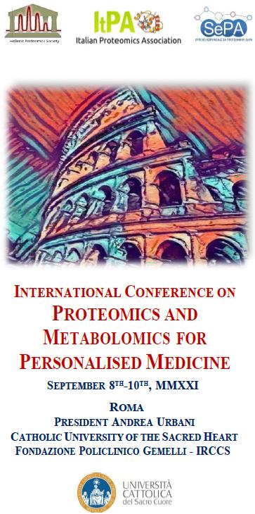 ItPA, HPS and SePA XV International Congress 2021   8-10 September 2021 , Rome, Italy – FINAL PROGRAM