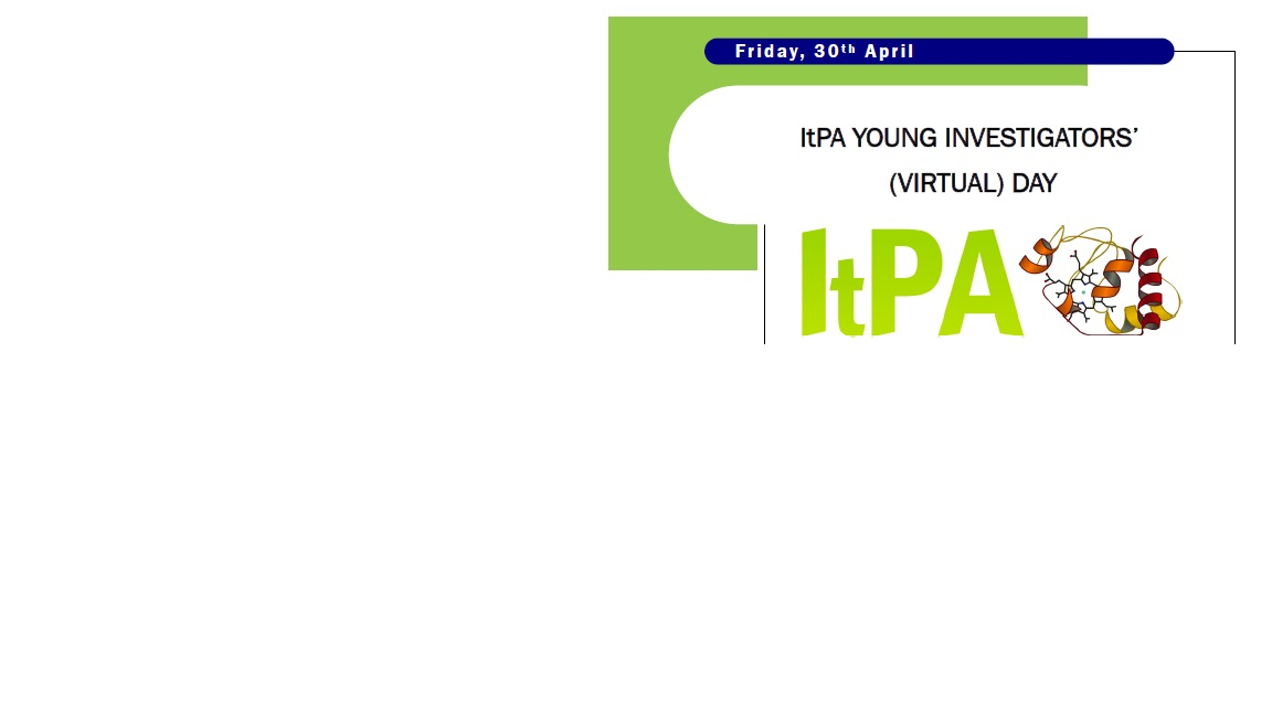 ITPA YOUNG INVESTIGATORS' POSTER DAY VIRTUAL MEETING